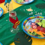 Teletubbies Theme Party