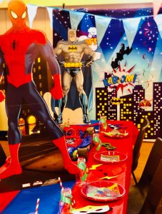 Superhero | Childrens Party London