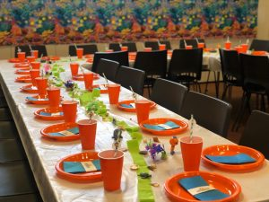 Children's party london | Octonauts themed party