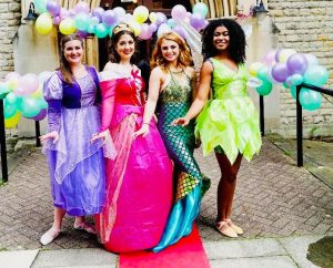 Children's party london | Princess themed party
